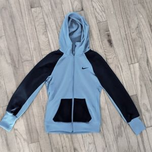 Nike Therma-fit zip hoodie jacket workout